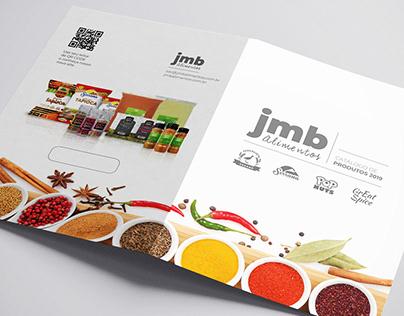 JMB Alimentos | Catalogo de produtos