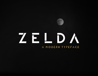 ZELDA | Free Typeface