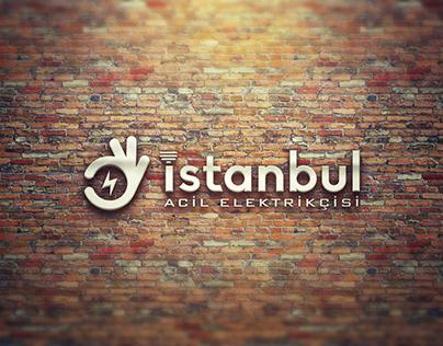 İstanbul Electric Logo Design