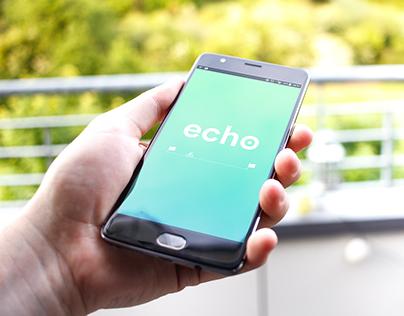 Echo - Apps Design