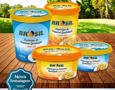 Manteiga Brasil