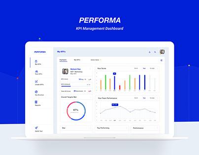 Performa - KPI Management Tool