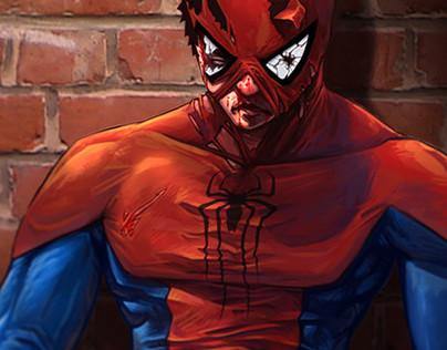 Spiderman & Venom aftermath