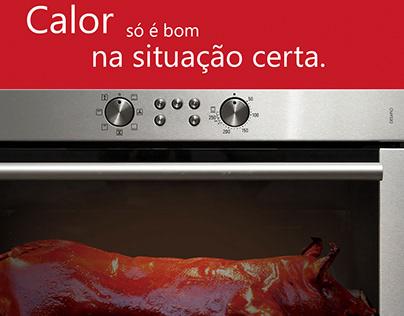 """Anúncios """"Situação Certa"""" - Litfoil Brasilit"""