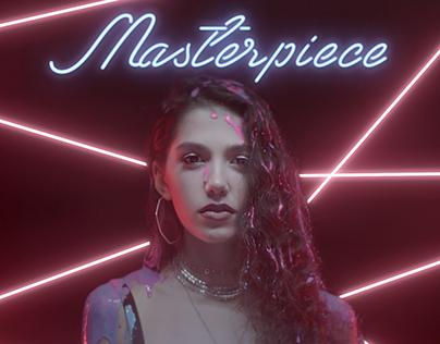 Caroline Romano — Masterpiece Single Cover
