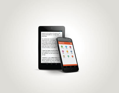 Mazwi Reader App