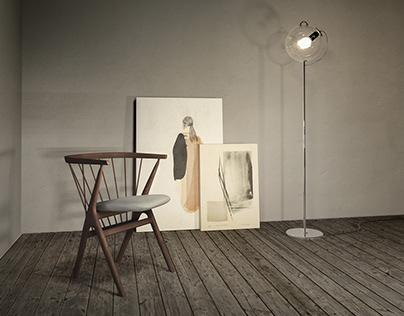 Sibast Chair no8
