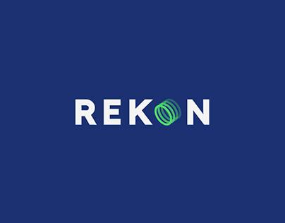 Rekon - Brand Identity