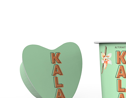 Kala, alternativa de yogurt 100% vegetal
