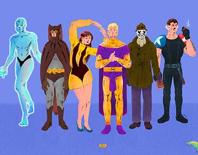 Watchmen|守護者