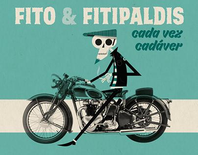 """Fito & Fitipaldis """"Cada vez cadáver"""""""