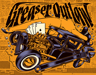 Greaser Outlaw - FR