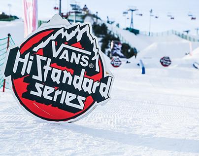 VANS Hi-Standard Series 2019 - China edition