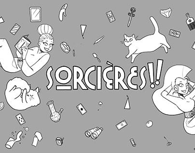 SORCIERES!!