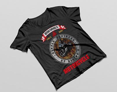 motorcycle hoodie & motorcycle t shirt