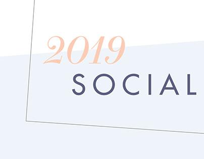 2019 Social Media Favorites