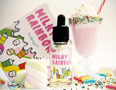 Milky Rainbow / Packaging