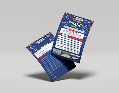 Flyer Design for Johnson_New Year Offers