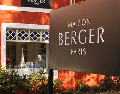 Banners /Social Mídia / Display - Maison Berger Brasil