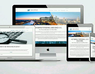 Corporate Design for Human Resources Consulting