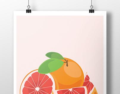 Summer Poster Series
