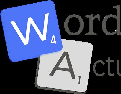 Logo Words Actually