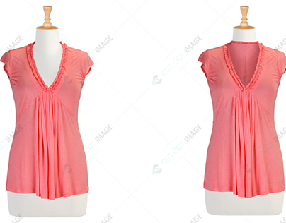Image Manipulation - Neck Joint - Ghost Mannequin