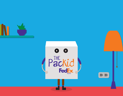 Proyecto The PacKid FedEx