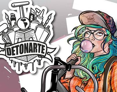 Festival de Arte Urbano Detonarte 2016