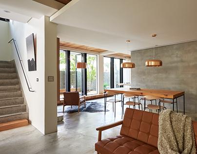 Soar Design Studio | Old house in Wabi-Sabi