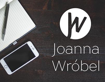 Logotype for webdesigner