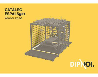 Catàleg Espai 6521 - Dipnoi - Projecte curricular
