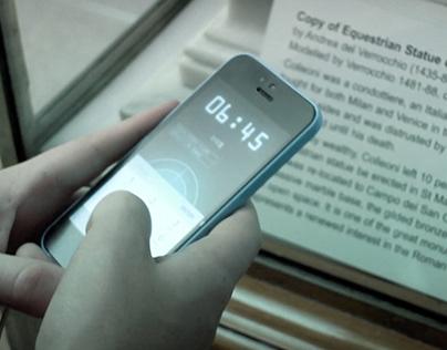 The Lost Index iPhone App