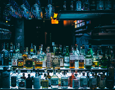 Grizzly Gin Bar