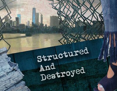 Structured & Destroyed-Denim Collection