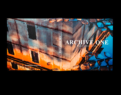 ARCHIVE ONE Photographic journal 2014/2021
