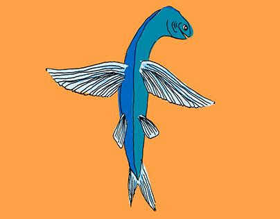F for Flyingfish