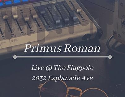Primus Roman Ads