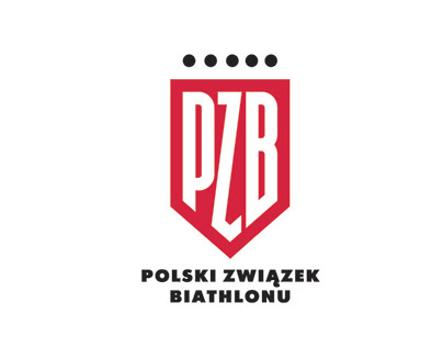 Polski Związek Biathlonu Logo