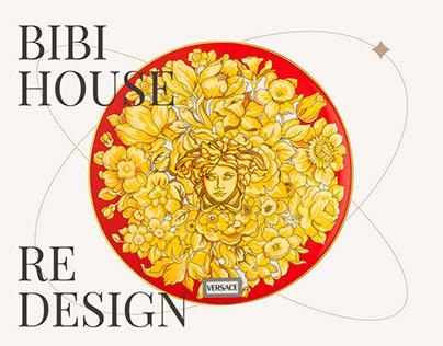 Bibihouse — online store luxury tableware