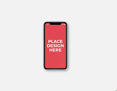 Animated iPhone 11 Mockup