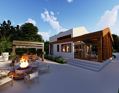 The M House - Exterior Design Bachelor Project