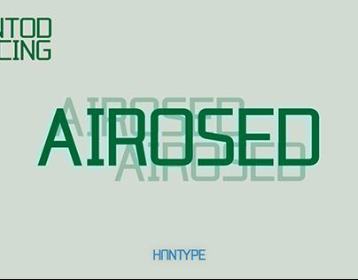 Airosed Sans Serif