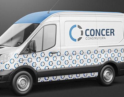 Construtora Concer - Identidade Visual