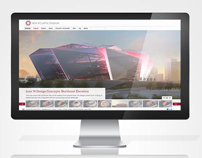 NewAtlantaStadium.com Concept
