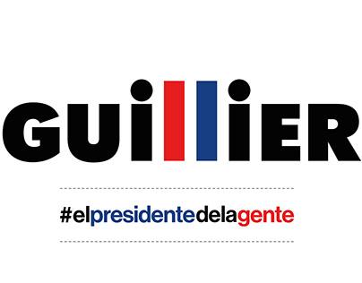 Campaña Alejandro Guillier 1ra vuelta