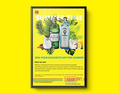 Social Media & In-store Campaign Artwork Design