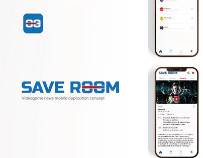 UX/UI Videogame news App design
