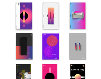 Posters Collection - 2018