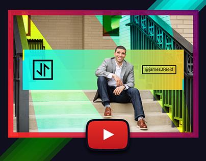 YouTube Studio Cover/Banner Design